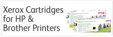 Xerox Cartridges for HP & Brother Printers
