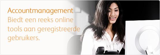 Xerox Account Management