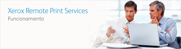 Cómo funciona y que ofrece Remote Services - Meter Assistant Xerox