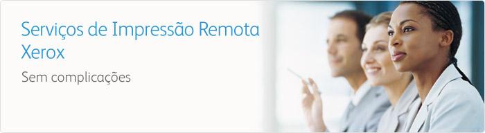 Smart eSolutions e Centreware Web: gerenciamento de contas da Xerox