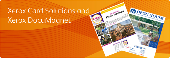 Xerox Card Solutions and DocuMagnet