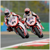 The Ducati Team scored 424 points and finished the manufacturers championships in 2nd position.