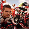 It's the final round of the 2010 World Superbike Championships and the final ever race for the Ducati Xerox team.