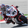 In the final 24 laps Leon Haslam managed to pass Nori, leaving him to conclude Race 1 in seventh position.