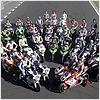 The 2010 World Superbike riders