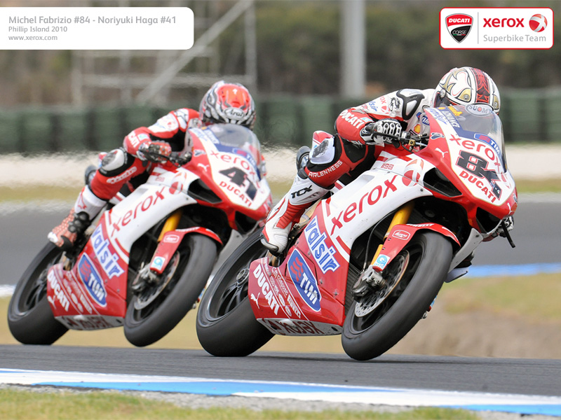 superbike wallpaper. Xerox Superbike Wallpapers