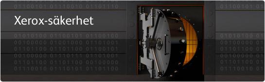Xerox-säkerhet