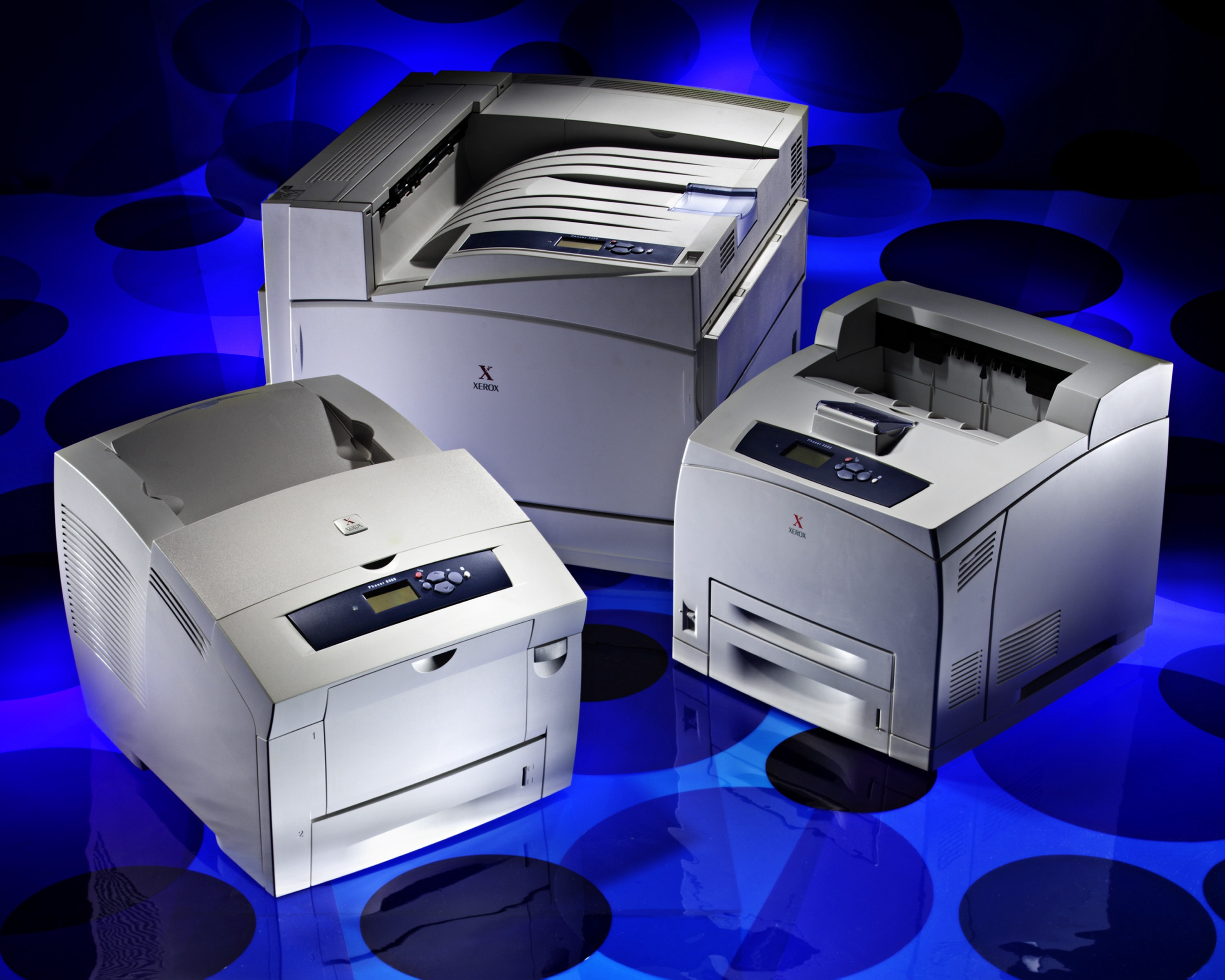 Photo Gallery From Xerox Including Product Shots