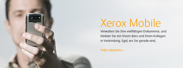 Xerox Mobile Solutions