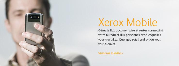 Solutions mobiles Xerox