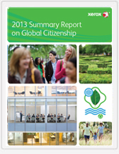 2013 Report on Global Citizenship Summary