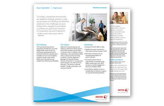 Xerox case study essays