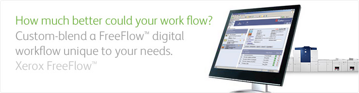 FreeFlow Workflow Solutions for Digital Printing