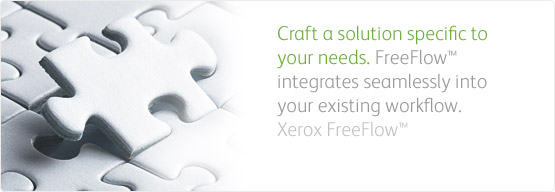 Xerox FreeFlow Workflow Solutions