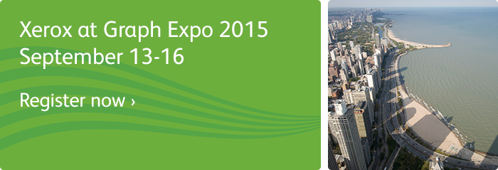 Xerox Graph Expo 2015