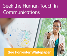 The Human Touch In Communications (PDF, 289 KB)