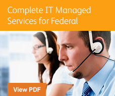 Complete IT Managed Services for Federal Government