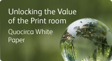 Unlocking the Value of the Print room