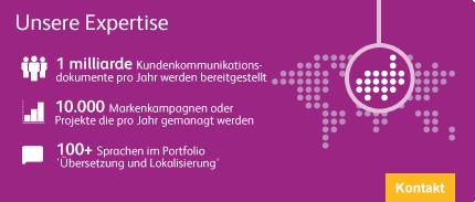 Marketing Dienstleistungen und Kommunikationsdienstleistungen