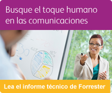 Experiencia en marketing y comunicación