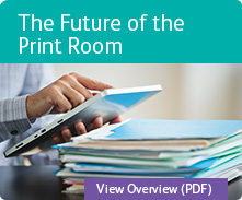 Print room optimisation