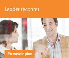 Xerox nommé Leader de la finance et de la comptabilité dans le rapport 2013 du Carré magique