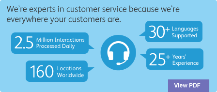 Customer Care Outsourcing Overview