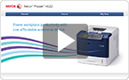 Interactive product demo: experience the Phaser 4622 at your pace.