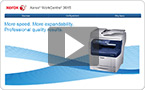 Interactive product demo : experience the WorkCentre 3615 at your pace.