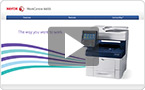 Interactive product demo: experience the WorkCentre 6655i at your pace.