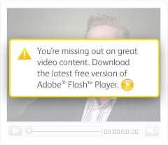 Please install the latest Flash Player to view this content