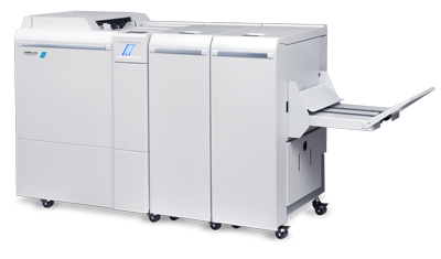 DocuPrint™ 155MX Enterprise Printing System and PowerPlus Series Finishing and Options