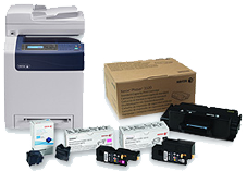 DocuPrint™ 155MX Enterprise Printing System and PowerPlus Series Supplies & Accessories