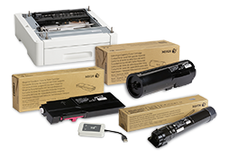 DocuTech™ 6100 Production Publisher and PowerPlus Series Insumos y accesorios
