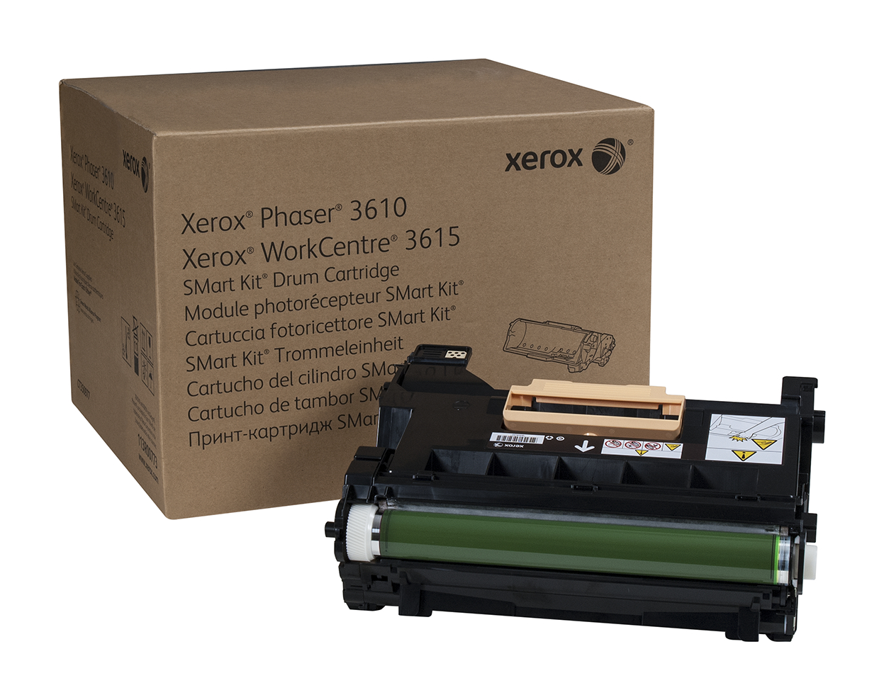 113R00770 4260 Works with: WorkCentre 4250 LASER CAT Compatible Ink Cartridge Replacement for Xerox 113R00755 Black