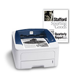 Black and white laser printers Xerox Phaser 3250