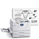 Black and white laser printers Xerox Phaser 5550