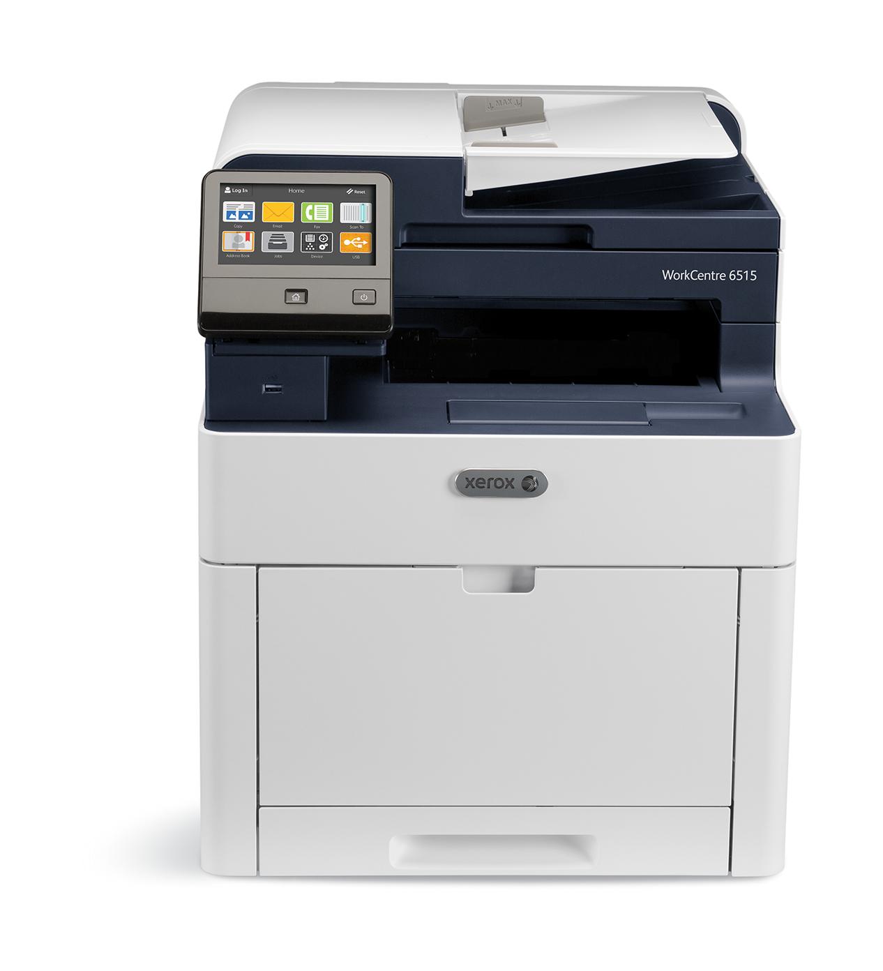 Multifunction Colour Laser Printer Workcentre 6515 Xerox
