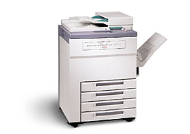 Fuji Xerox Document Centre 186 Photocopier ADF Print Copy Scan function