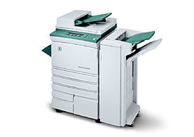 Xerox Document Centre™ 555 Multifunktionssystem