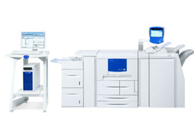 Xerox 4112™ Enterprise Printing System - From bills to booklets, they get your jobs done.