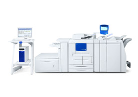 Xerox 4112™ Copier/Printer - Your choice to do more and finish first.