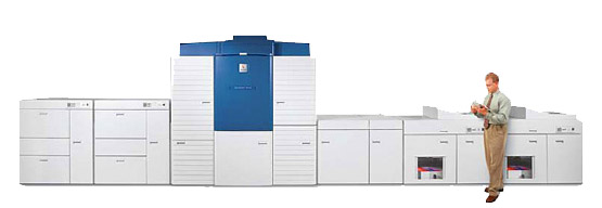 Xerox iGen3™ 90/110 Digital Production Press