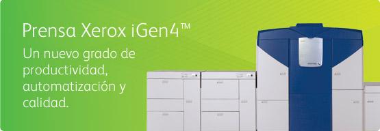 Xerox iGen4TM