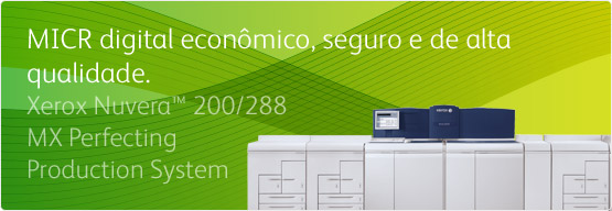 Xerox Nuvera™ 200/288 MX Perfecting Production System