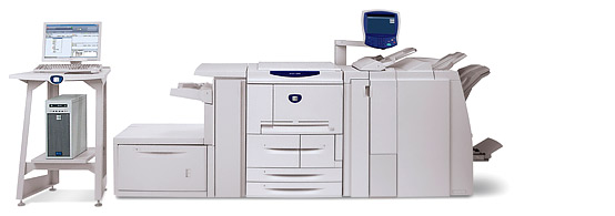 Xerox 4112/4127™ Enterprise Printing System - From bills to booklets, they get your jobs done.