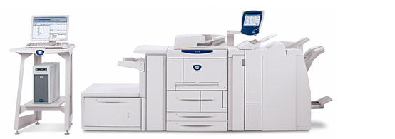 Xerox 4112/4127™ Copier/Printer - Your choice to do more and finish first.