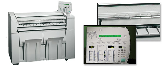 Xerox 3040 Engineering Copier